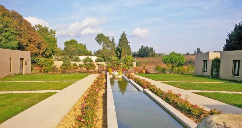 Maison contemporaine pour prises de vues photos en Provence