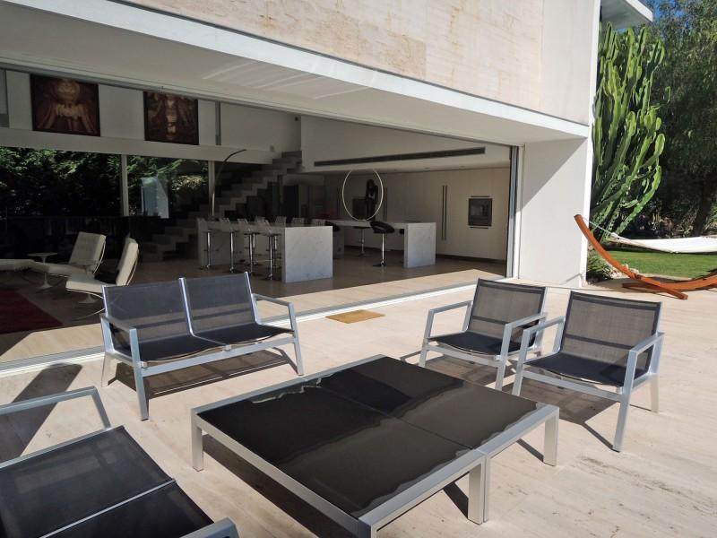 maisons pour production photo dans le sud à Cannes