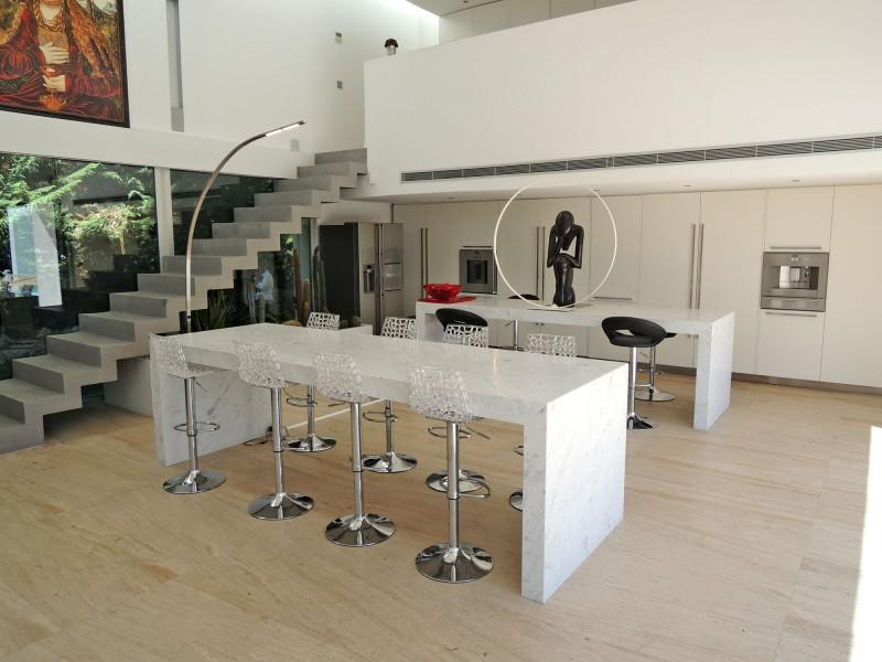 maison contemporaine pour shooting photos
