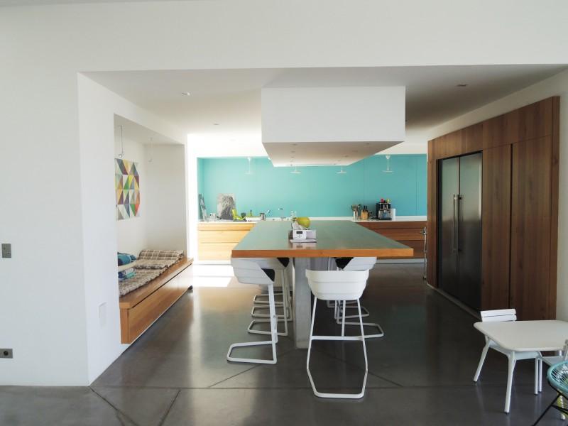 villa contemporaine à louer