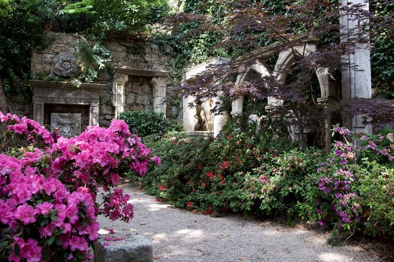 jardin à la française sur Nice