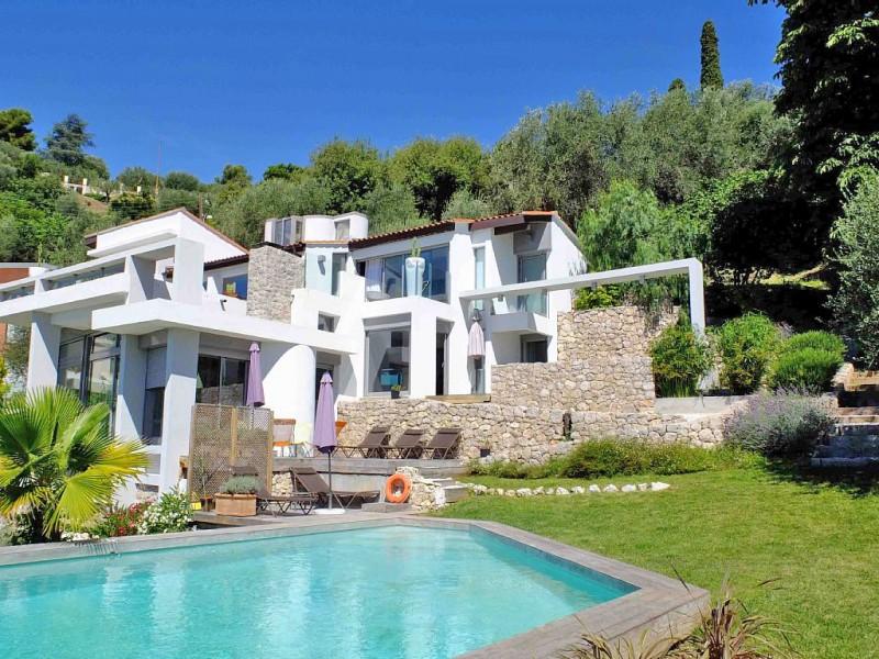 maison moderne pour prise de vue Nice