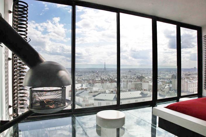 trouver un décor de film sur Paris