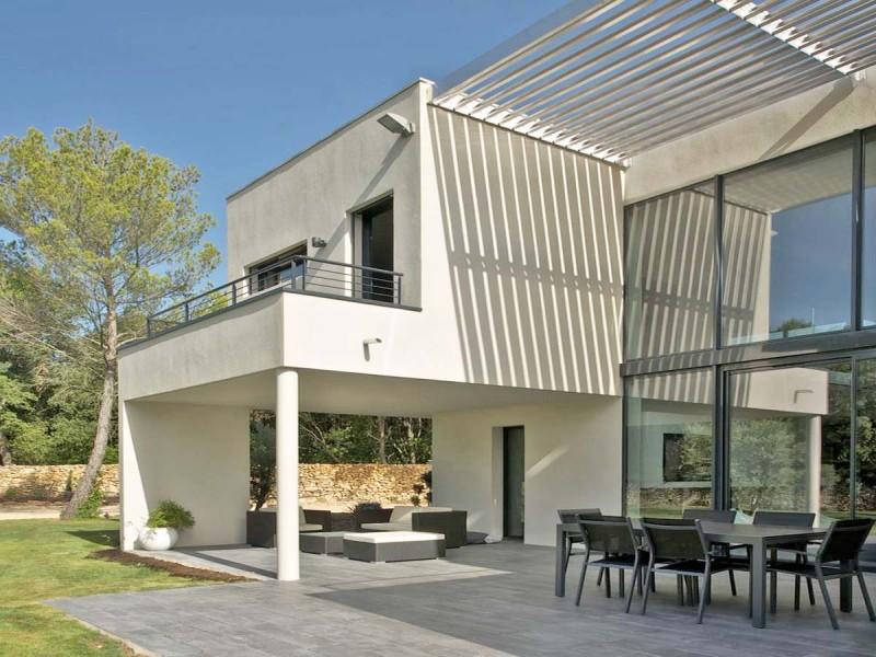maison contemporaine pour événement professionnel, Nîmes, Avignon, Montpellier