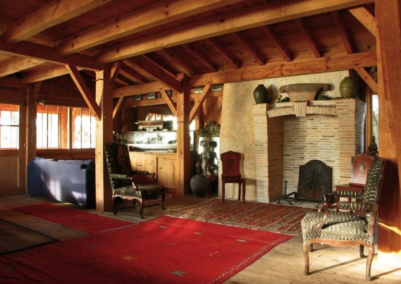 Louer une maison en bois pour prises de vues et tournages - Maison bassin d arcachon location nice ...