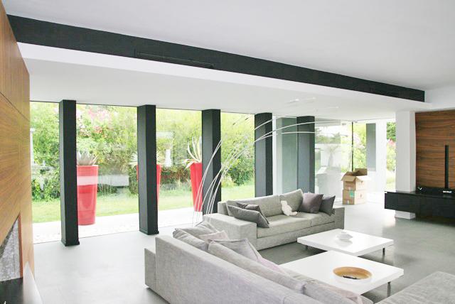 Louer une villa contemporaine pour un shooting photo sur Marseille
