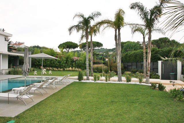 louer une villa contemporaine pour un long-métrage