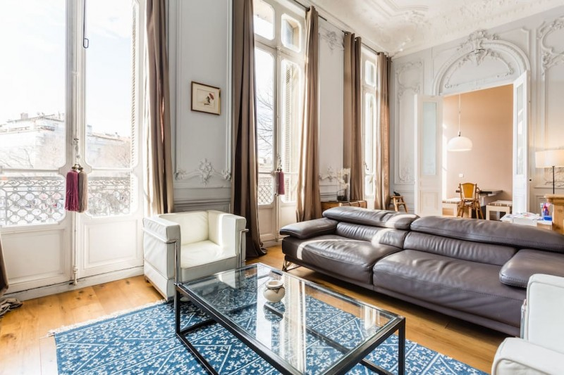 Appartement  Haussmannien pour Shootings Photo et Tournage Marseille