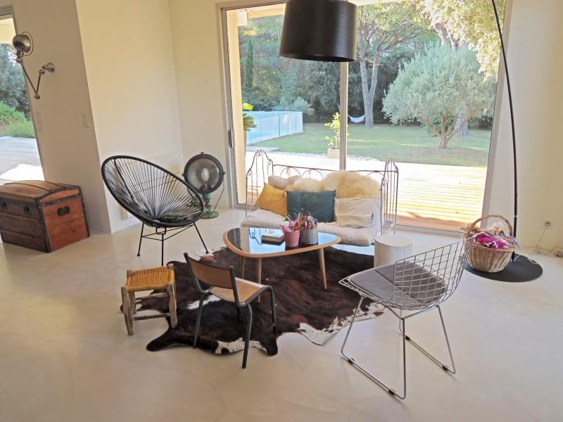 Organiser une production photo près d'Avignon dans une villa d'architecte