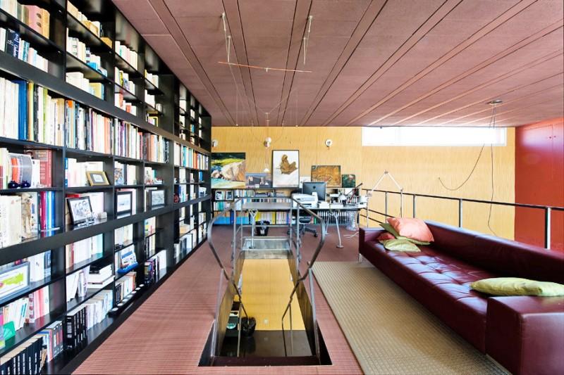 location de maison contemporaine pour tournages films et photos  Marseille