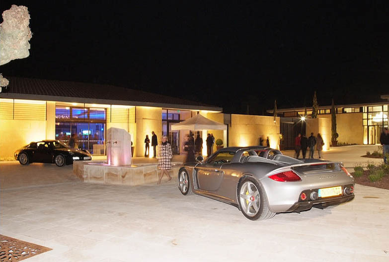 villa contemporaine pour événement professionnel, Cannes