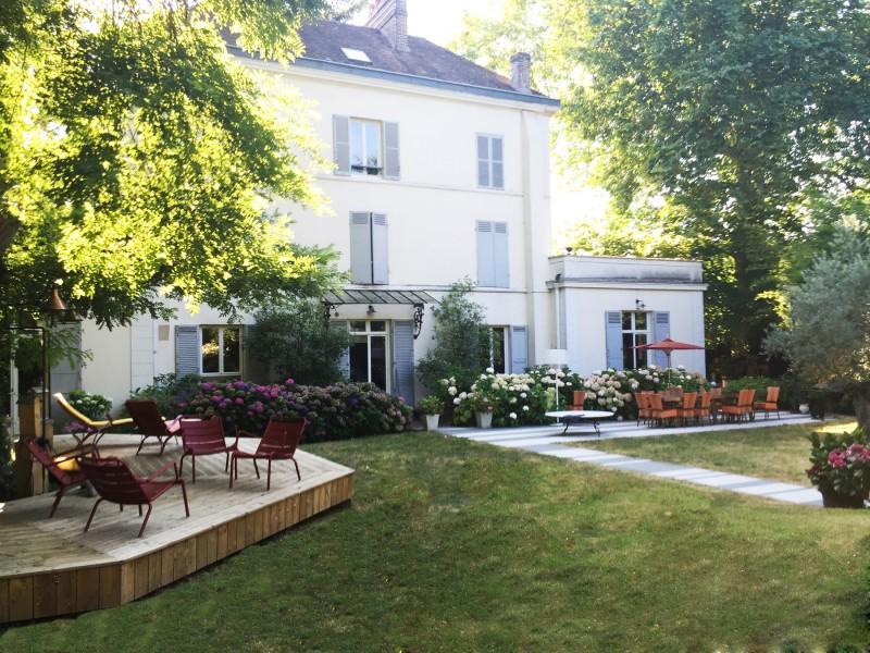 louer une maison pour un tournage paris