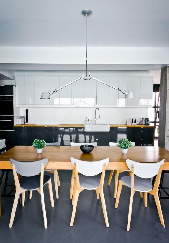 maison contemporaine pour photo et tournage