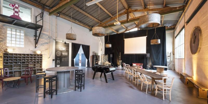 Espace atypique shooting tournage ev nement paris lieux for Espace atypique location