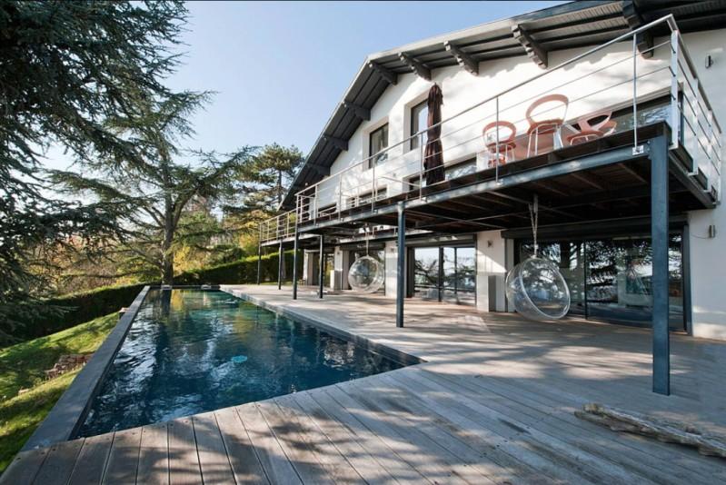 Louer une villa contemporaine pour tournage lyon