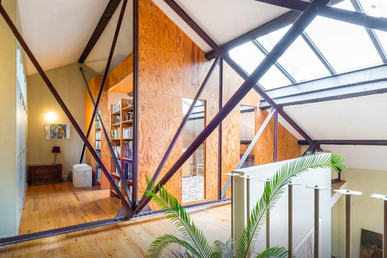 loft atypique pour photo