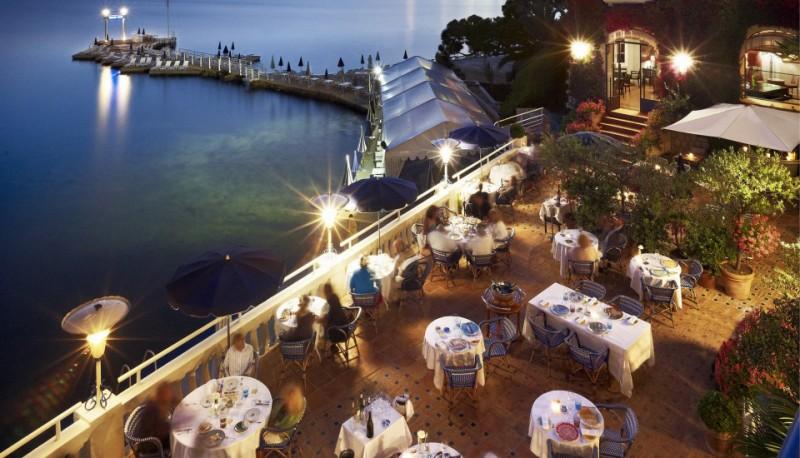Décor type French Riviera pour un shooting photo