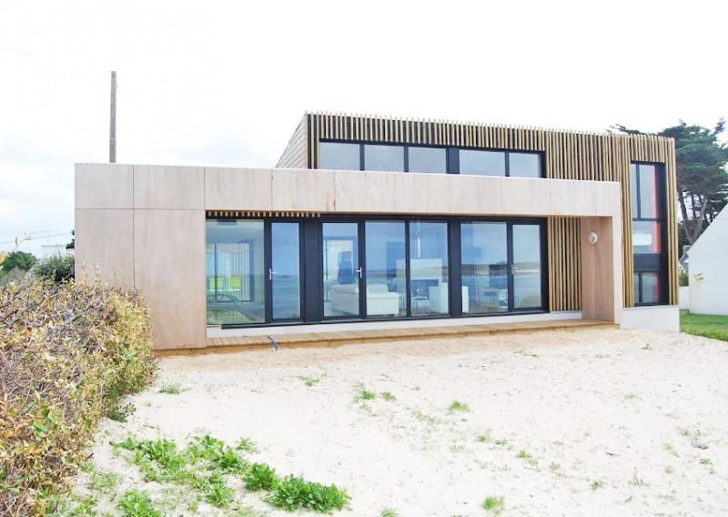 louer une maison contemporaine pour des prises de vues en Bretagne