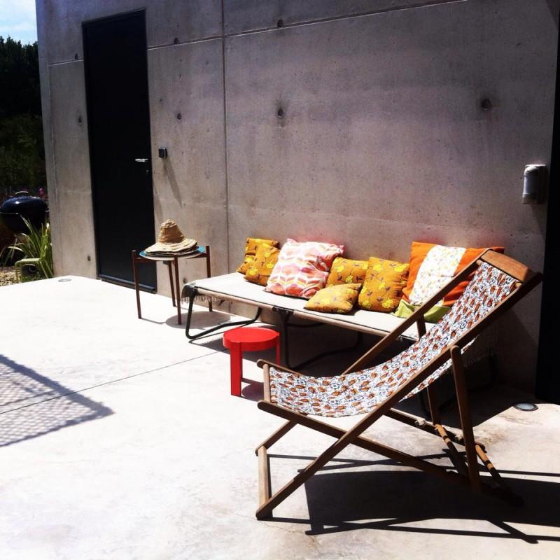 décor pour shooting mobilier de jardin