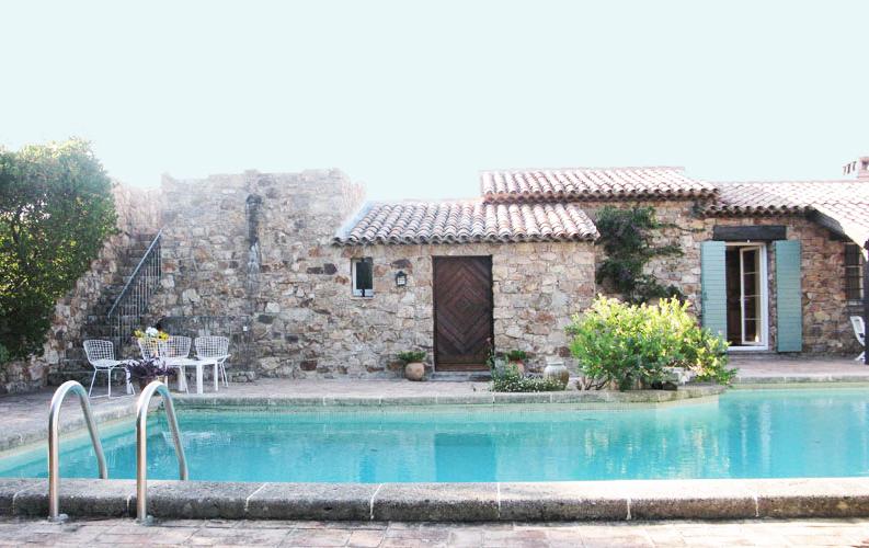 louer une maison en pierre a cannes pour productions photos
