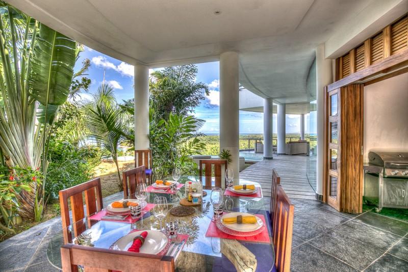 villa d'exception pour shooting photo