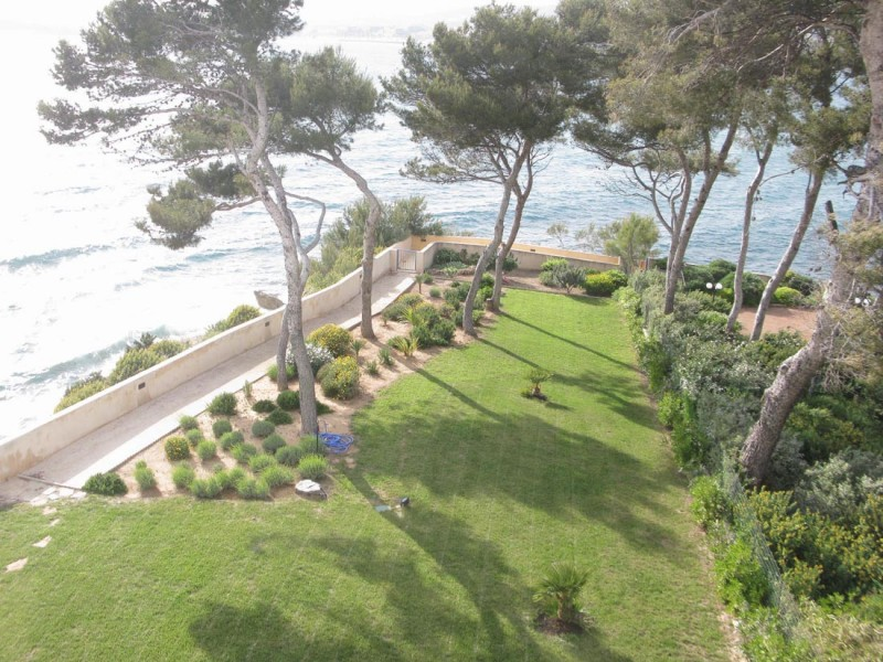 Villa Riviera pour shooting photo