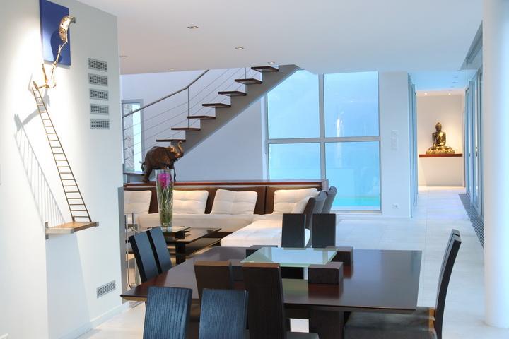louer une maison d ' architecte contemporaine pour des prises de vues photos et des tournages lyon