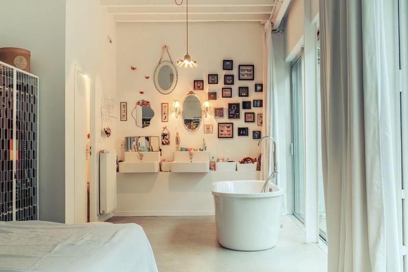 loft contemporain Bordeaux