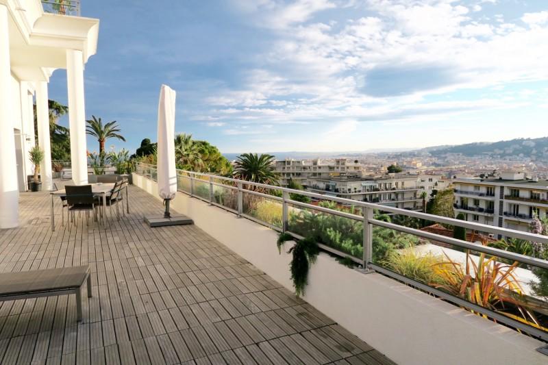 location penthouse nice