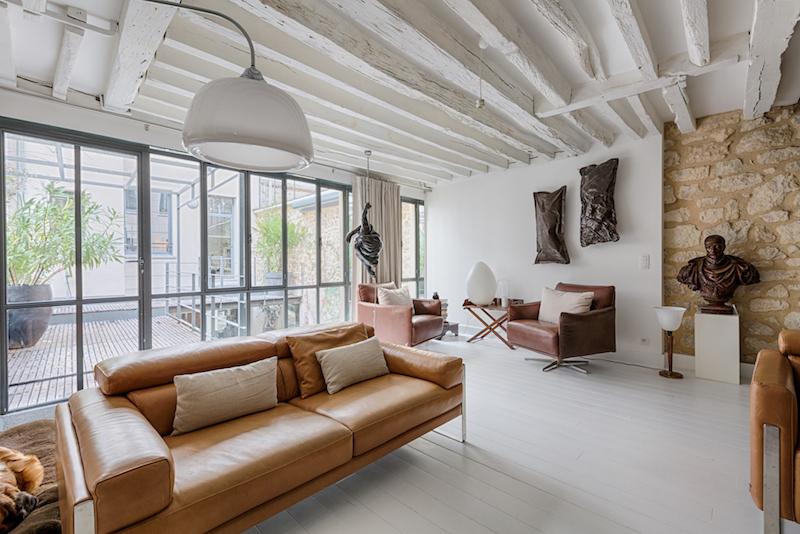 comment trouver un lieu de tournage dans le centre de paris?