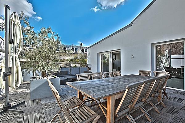 cherche toit-terrasse pour un shooting photo sur Paris