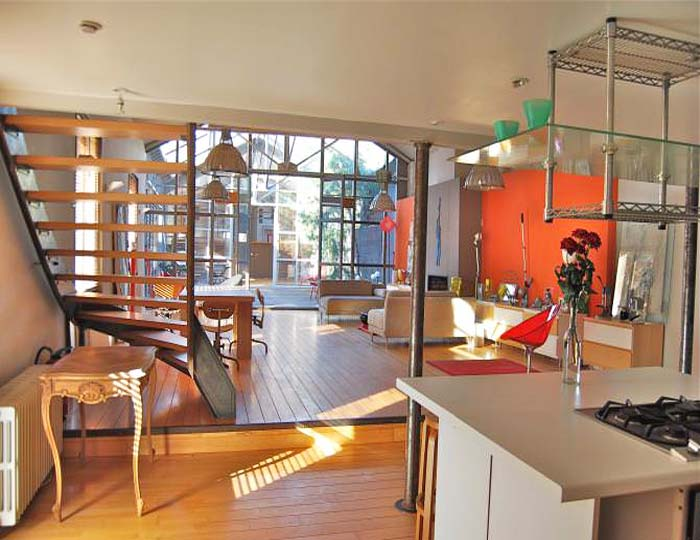 Louer un loft contemporain pour un shooting photo