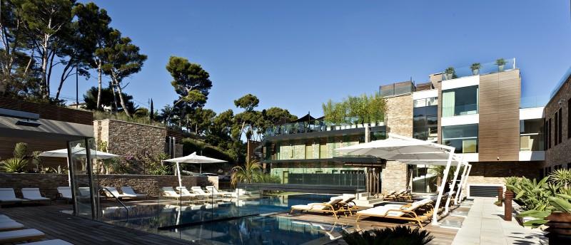 Privatisation de lieu avec piscine pour événements et séminaires Marseille La Ciotat Toulon Cassis PACA