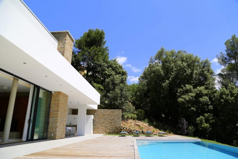 maison moderne pour lancement de produit aix en provence