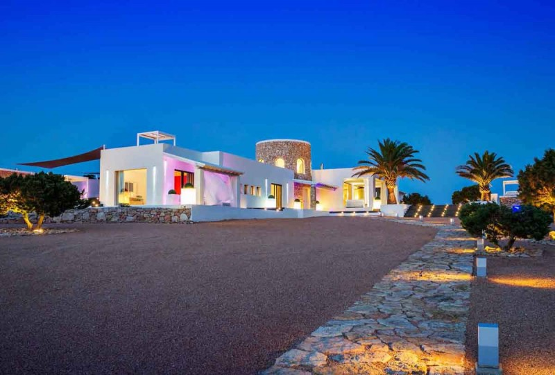 lieux et décors pour le cinéma et la publicité Ibiza
