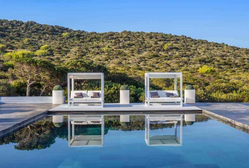 louer une villa contemporaine pour un shooting photo en Espagne
