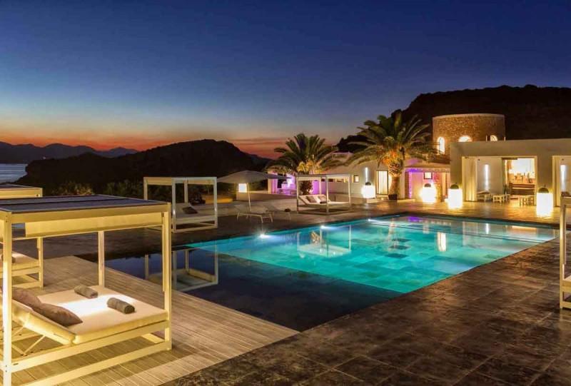 lieu pour événement professionnel Ibiza
