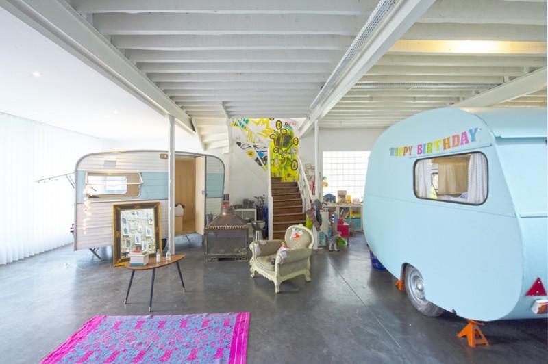 loft pour réalisation catalogue marque pour enfants