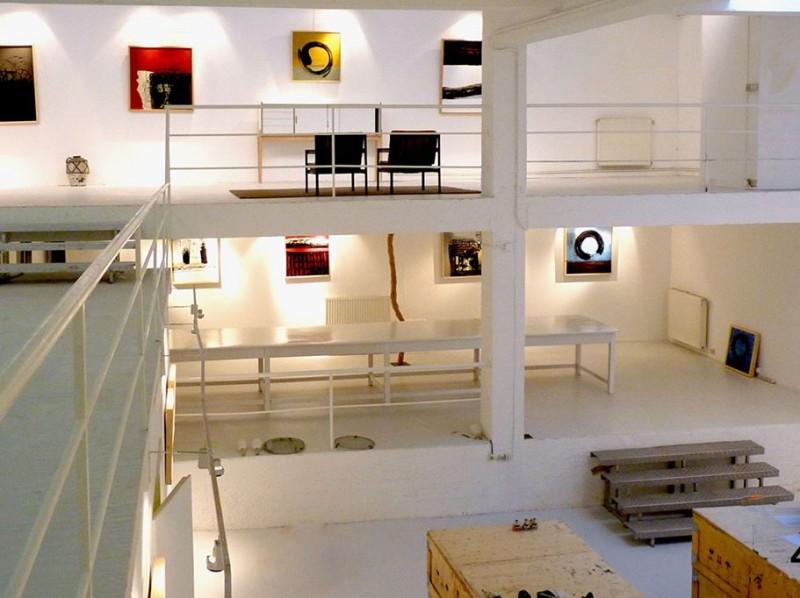 Décor contemporain pour événement professionnel sur Lyon