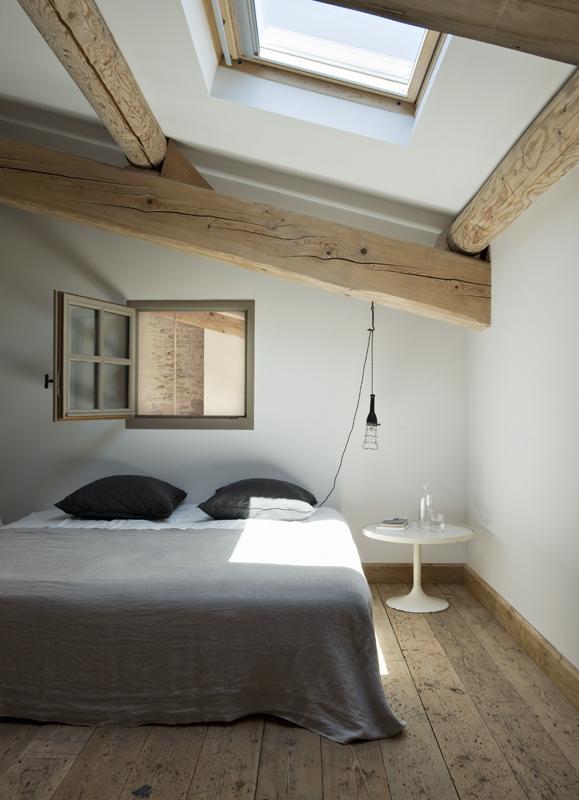 villa avec chambre atypique pour prises de vues