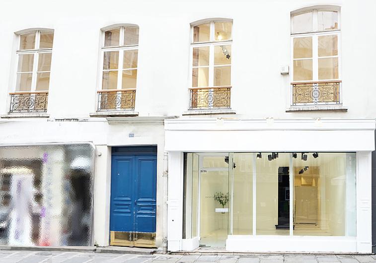 Espace pour boutique éphémère Paris