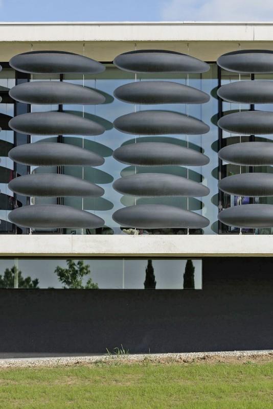 villa contemporaine prise de vue lyon