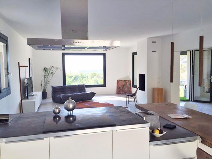 louer une maison contemporaine pour photo saint-remy-de-provence