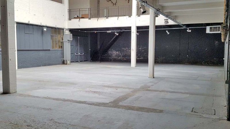 hangar pour concert
