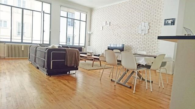 Location Appartement Atypique Shooting Tournage Paris