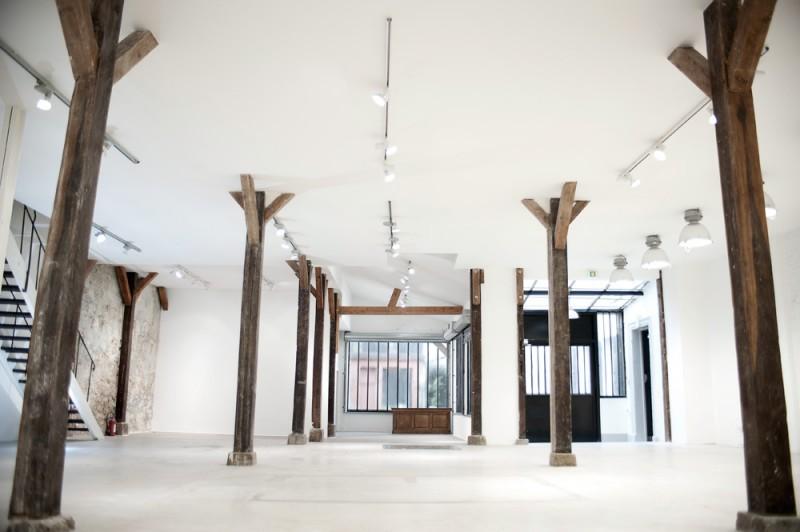 Loft atypique pour tournage paris