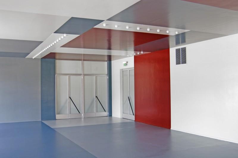 décor contemporain pour production photo, Strasbourg
