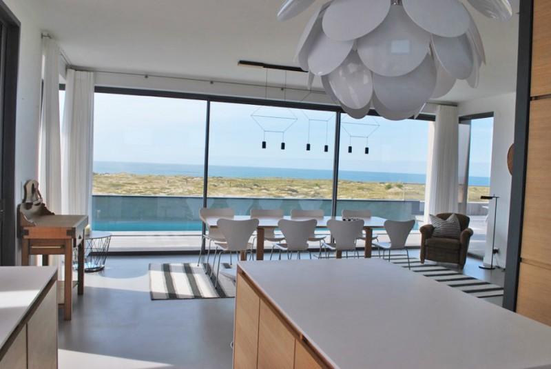 maison vue mer pour prises de vues