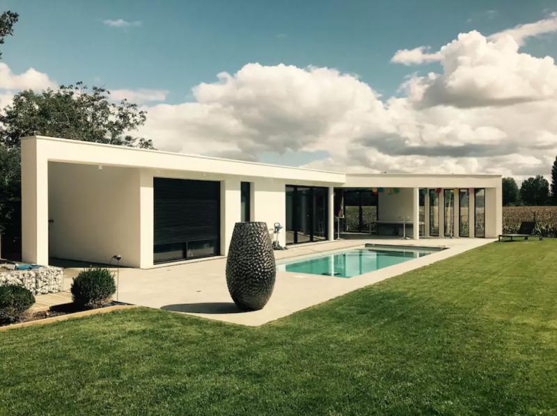 villa contemporaine a louer pour tournage toulouse