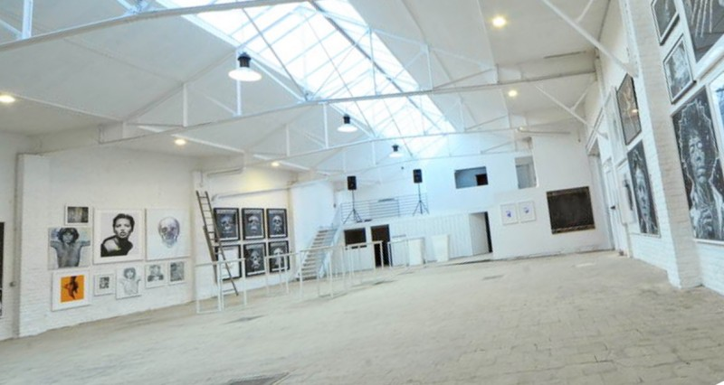 hangar pour shooting photo